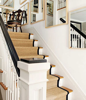 beautiful-sisal-stair-runner